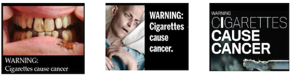 Images on Cigarette Packs Are Scarier to Smokers Than Text Warnings