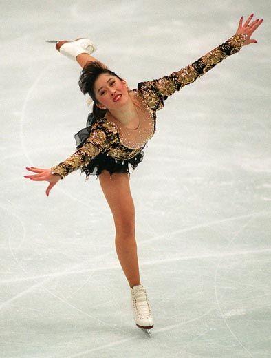 Kristi Yamaguchi, Figure Skating