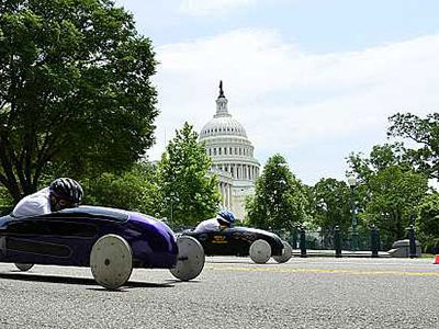 This past June, racers, ages 8 to 17, took part in the 70th running of the Greater Washington Soap Box Derby.