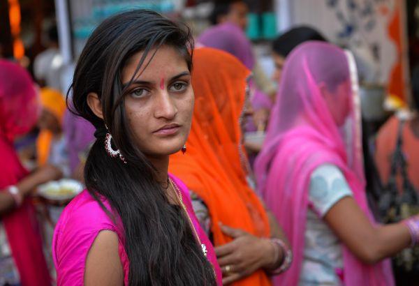 A Hindu girl thumbnail