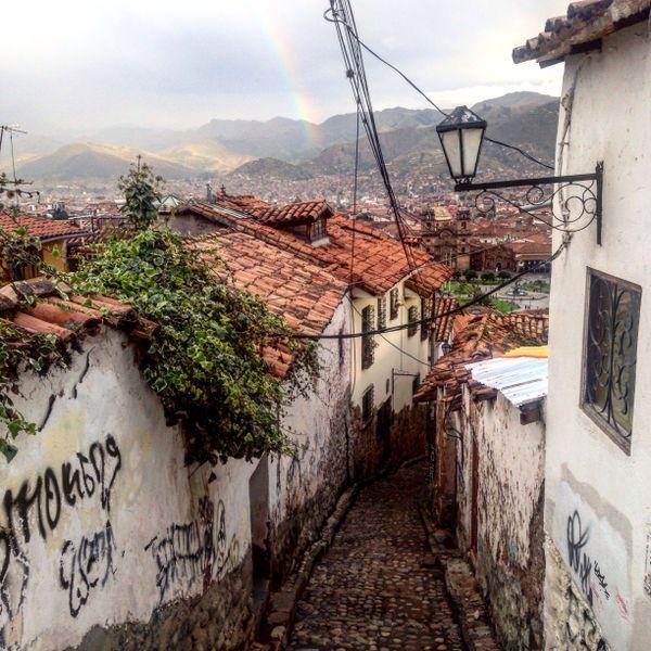 Rainbow Over Cuzco thumbnail