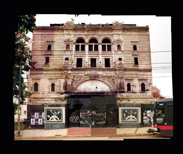 Mayfair Theater Ruin #2 thumbnail