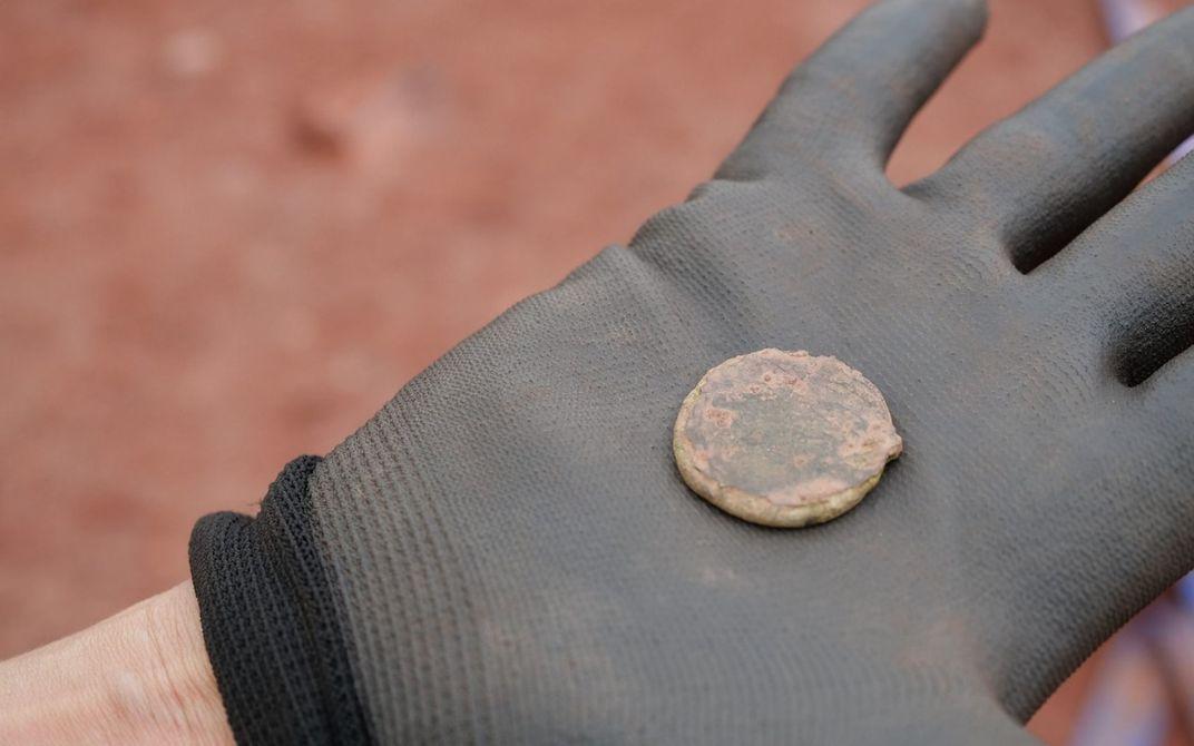 Construction Reveals Remnants of Roman Fort Below British Bus Station