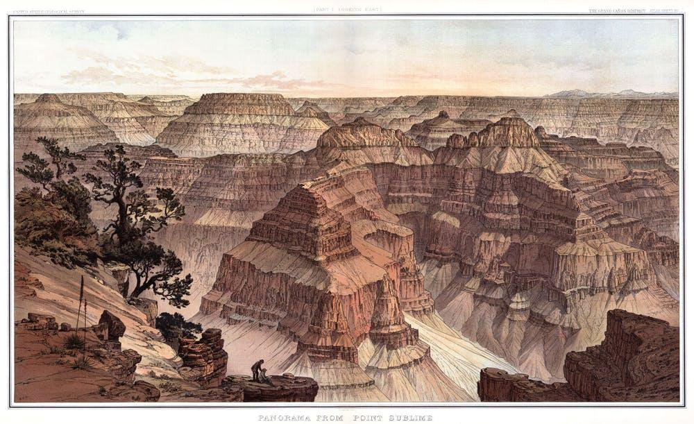 How the Grand Canyon Transformed From a 'Valueless' Place to a National Park