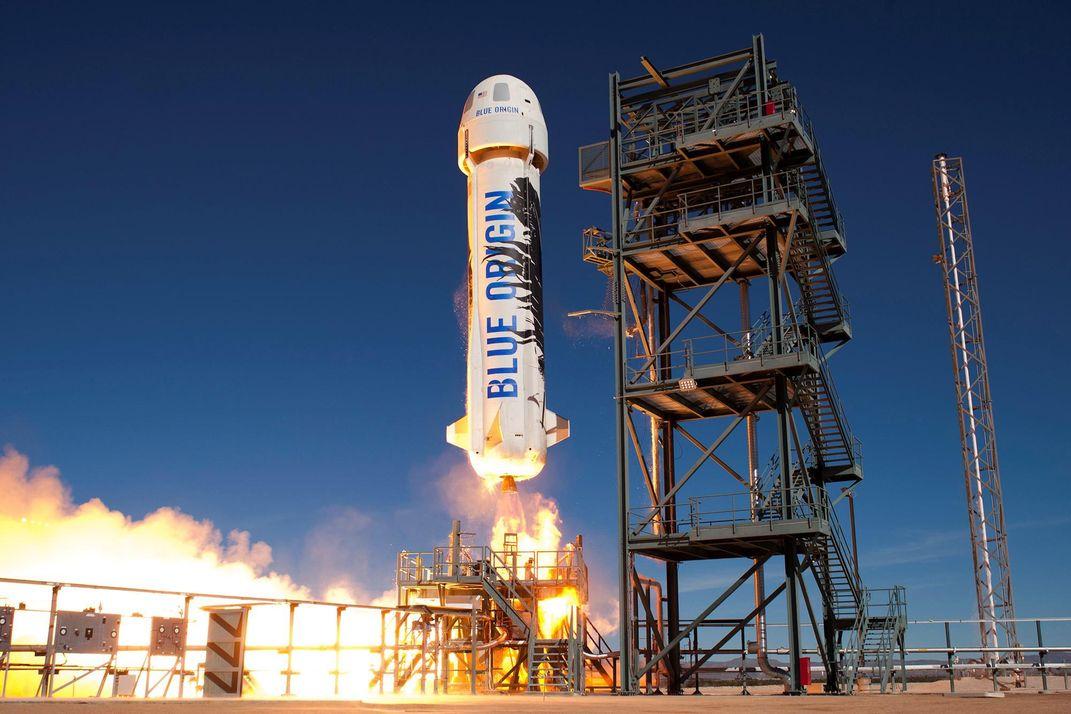 Is Jeff Bezos' Blue Origin the Future of Space Exploration?