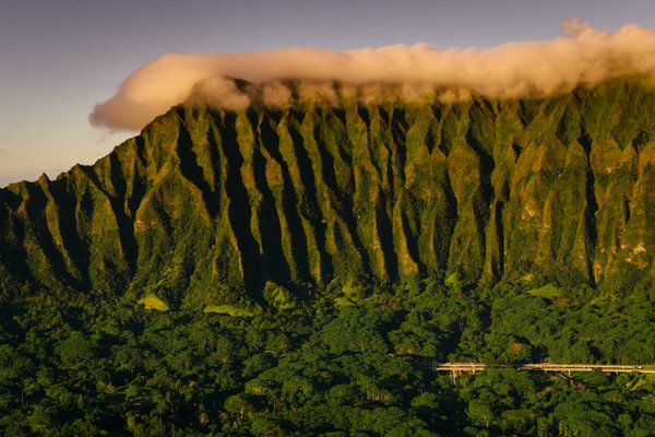 Upslope fog on the Ko'olaus thumbnail