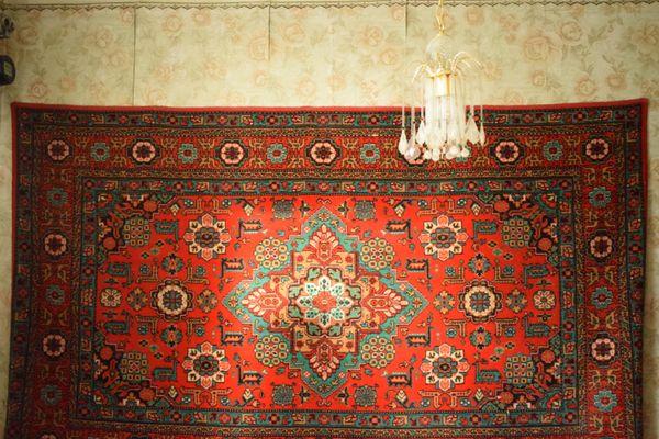 My great grandma's carpet thumbnail