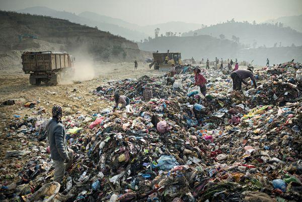A garbage mountain thumbnail