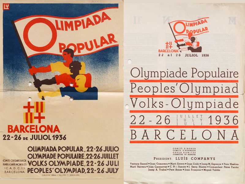The 'Protest' Olympics That Never Came to Be