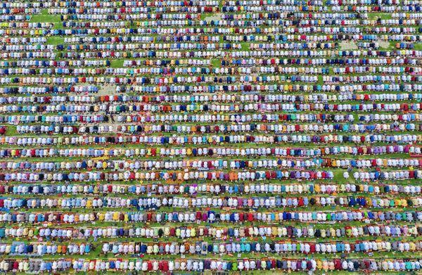 Biggest Eid Prayer thumbnail