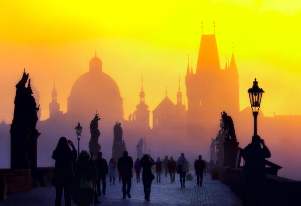 Morning in Prague thumbnail