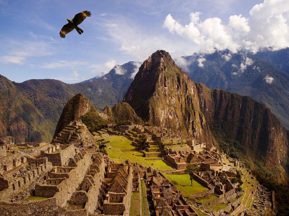 Machu Picchu Air
