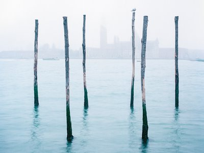 """""""We pass from one realm of water to another,"""" Brodsky told the author during their late-night walk through the city, which lasted until the first rays of dawn glinted over the sea."""