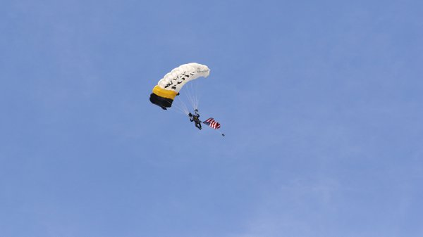 West Point Parachutist thumbnail