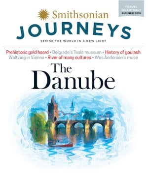 Preview thumbnail for This article is a selection from our Smithsonian Journeys Travel Quarterly Danube Issue