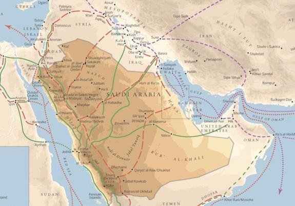 """""""Roads of Arabia"""" Presents Hundreds of Recent Finds That Recast the Region's History"""