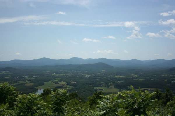 The beautiful mountains of Virginia thumbnail