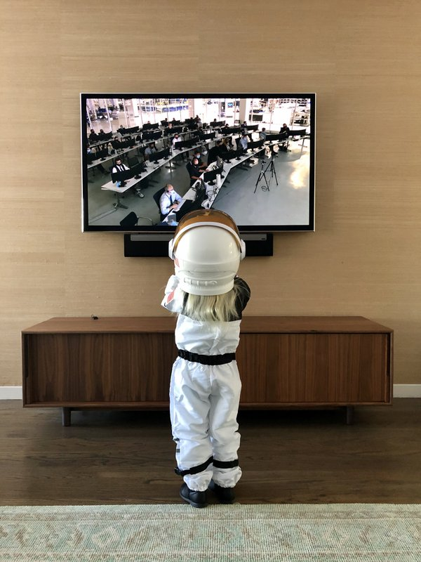 Inspiring the next generation of space enthusiasts. thumbnail
