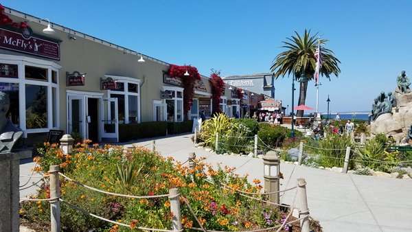 Cannery Row, Monterey, California thumbnail
