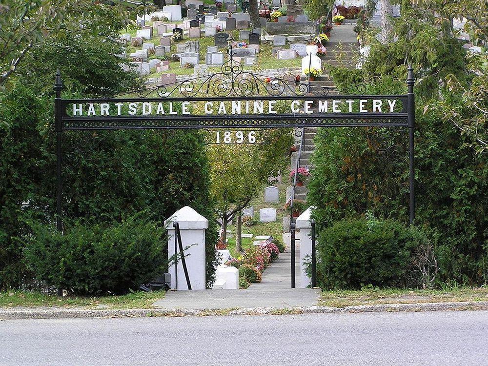 Hartsdale Dog Cemetery