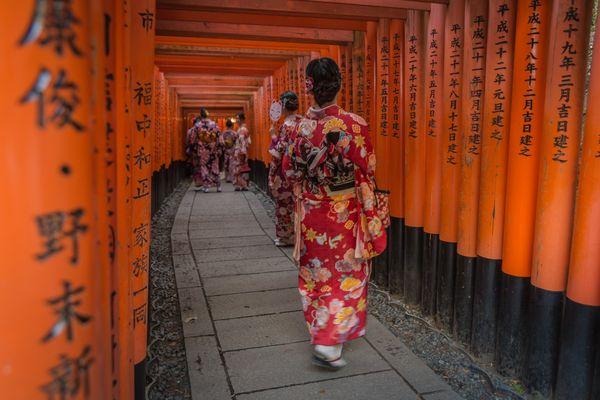 Fushimi Inari Shrine thumbnail