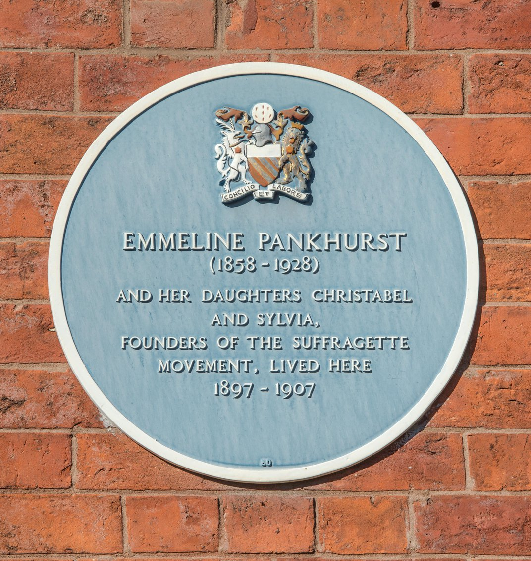 London Will Install Six New Plaques Commemorating Women's History
