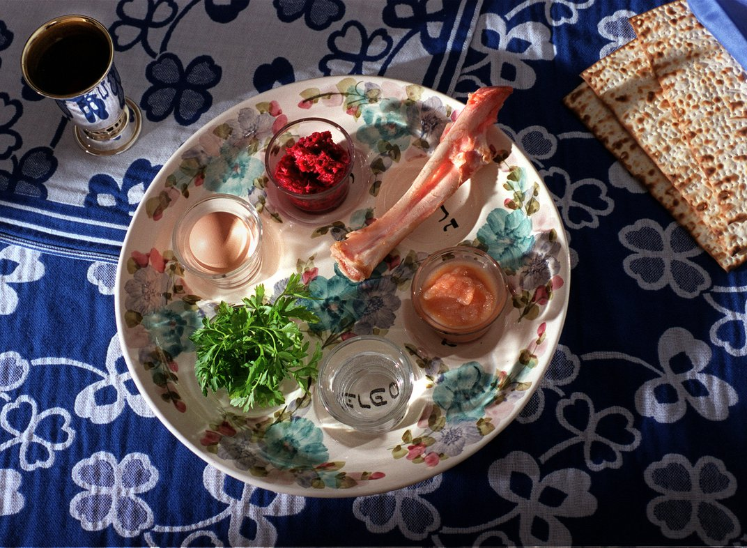 Why Is This Year's Passover Seder Different From All Other Years'?