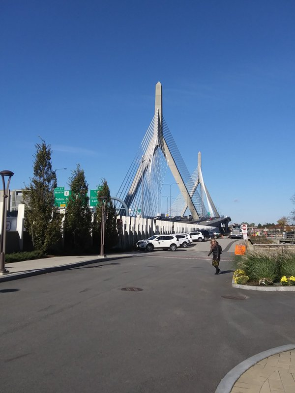Leonard P. Zakim Bunker Hill Memorial Bridge thumbnail