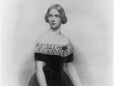 Jenny Lind was massively popular in Europe and England, but she was a virtual unknown in America before 1849.