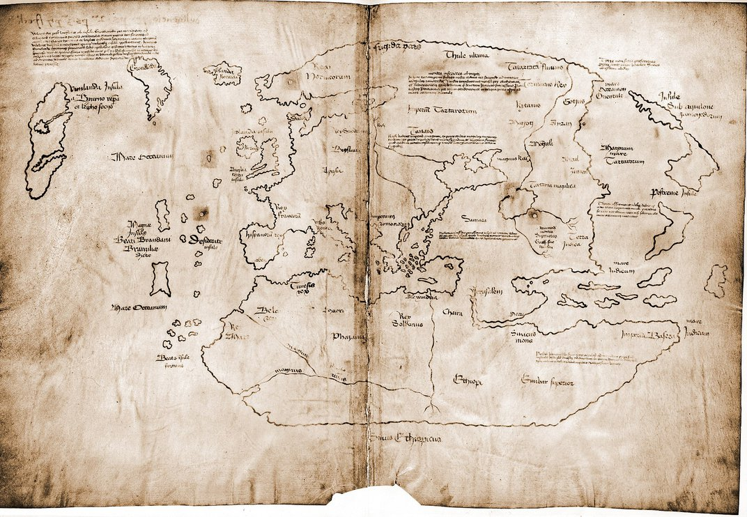 Viking Map of North America Identified as 20th-Century Forgery