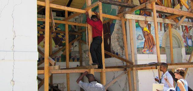 Haiti conservation