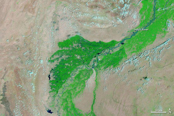 Flooding in Pakistan Threatens Remains of 4500-Year-Old Civilization