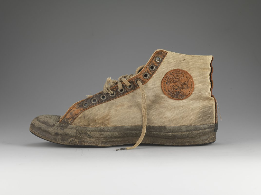 Running Shoes Date Back to the 1860s, and Other Revelations From the Brooklyn Museum's Sneaker Show