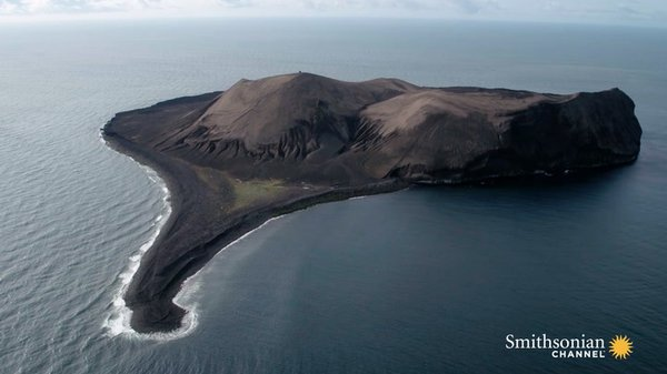 Preview thumbnail for This Icelandic Volcano Recreates Early Conditions on Earth