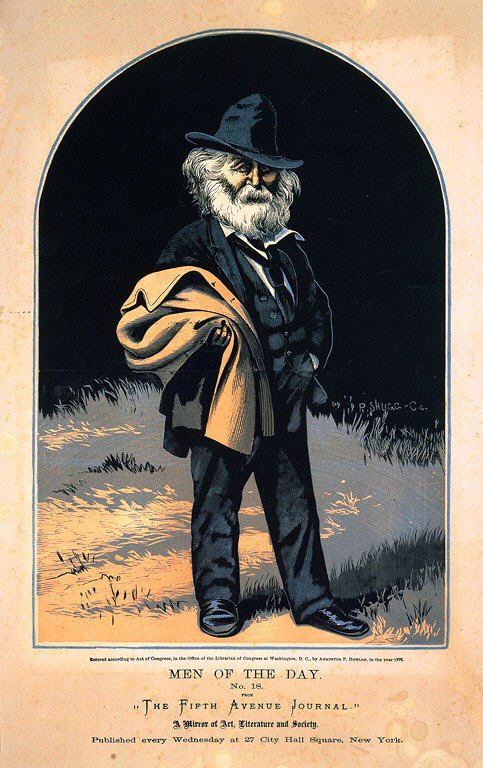 Walt Whitman, Emily Dickinson and the War That Changed Poetry, Forever
