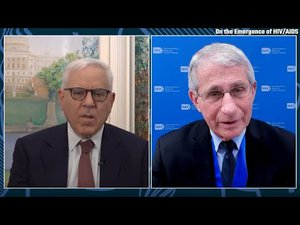 Dr. Anthony S. Fauci, On the Emergence of HIV/AIDS thumbnail