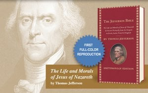 Preview thumbnail for The Jefferson Bible