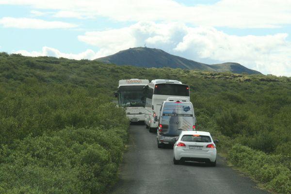 Impasse near Reykjavik, just off the Golden Circle thumbnail