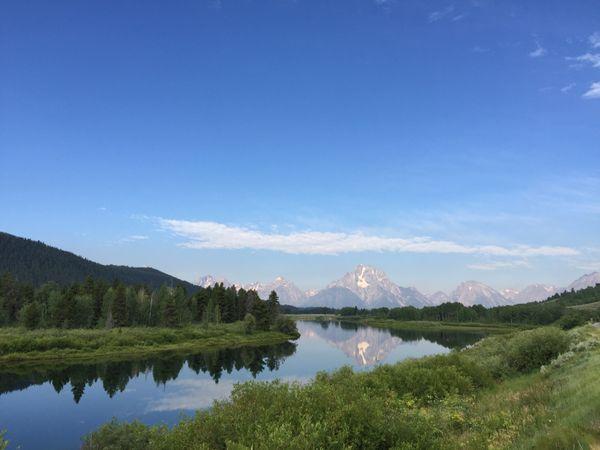 Grand Teton landscape  thumbnail