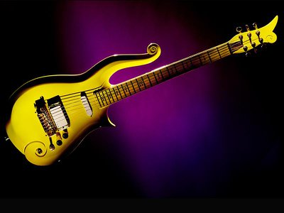 """""""All evidence suggests that this was the first cloud guitar ever built for Prince,"""" says John Troutman, curator of American music at the National Museum of American History."""