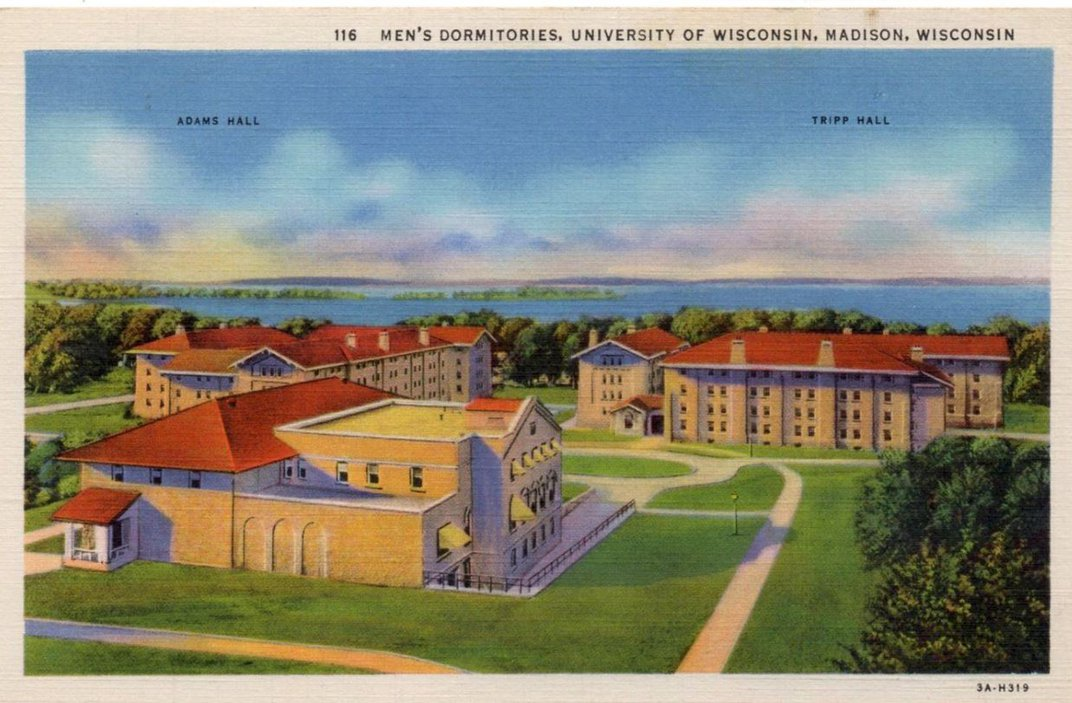 How College Dorms Evolved to Fit America's Gender and Racial Politics