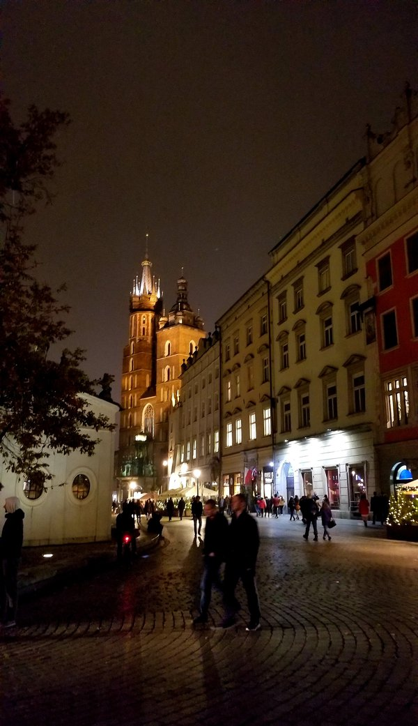 Krakow, Late November thumbnail