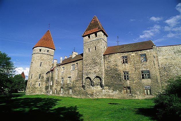 Walls Tallinn Estonia