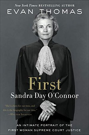 Preview thumbnail for 'First: Sandra Day O'Connor