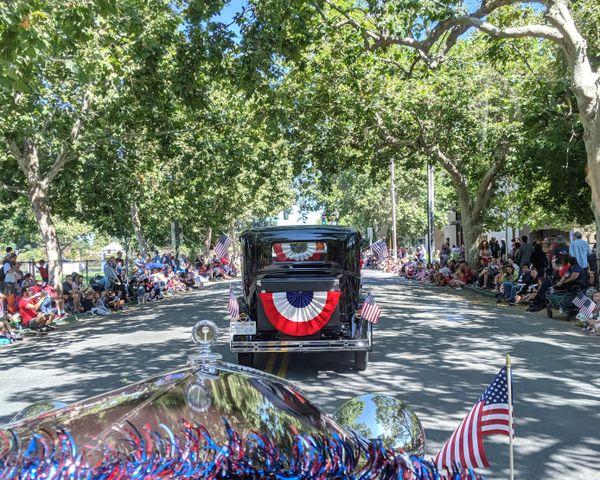 Hometown Parade Hanchett Park San Jose, Ca thumbnail