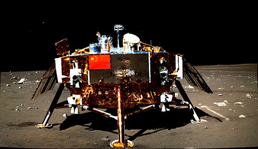 China Launches First Mission to Land on the Far Side of the Moon