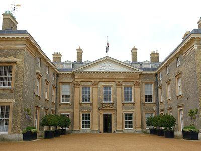 The late princess of Wales lived at Althorp during her teenage years.