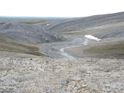 Permafrost covers 65 percent of Russian lands, but it's melting fast.