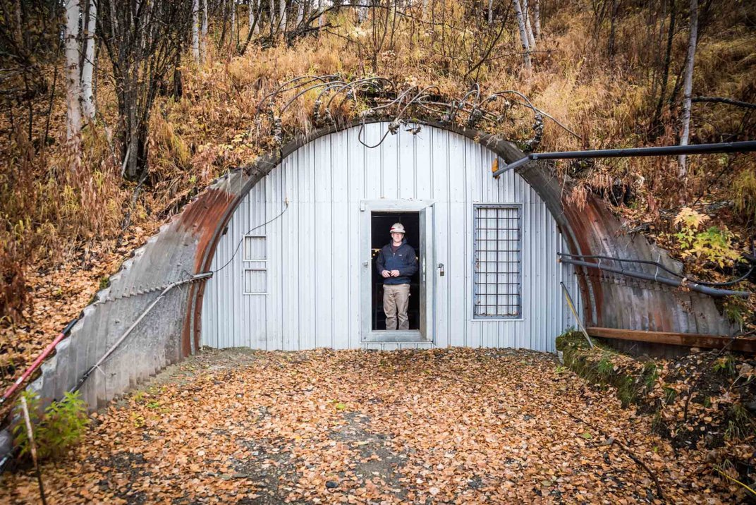 In a Tunnel Beneath Alaska, Scientists Race to Understand Disappearing Permafrost