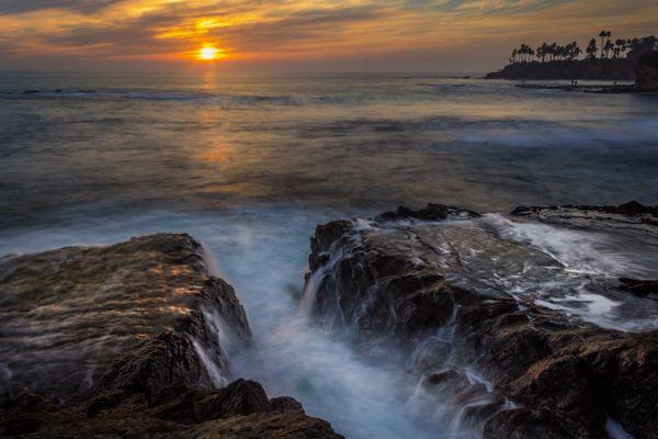 Diver's Cove Sunset thumbnail